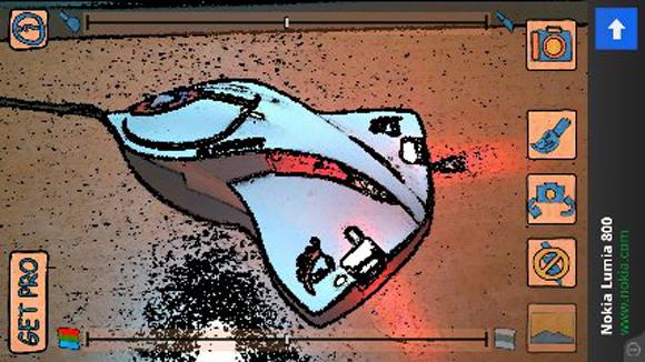 cartoon photo Aplicaciones Android para sacar partido a nuestra cámara