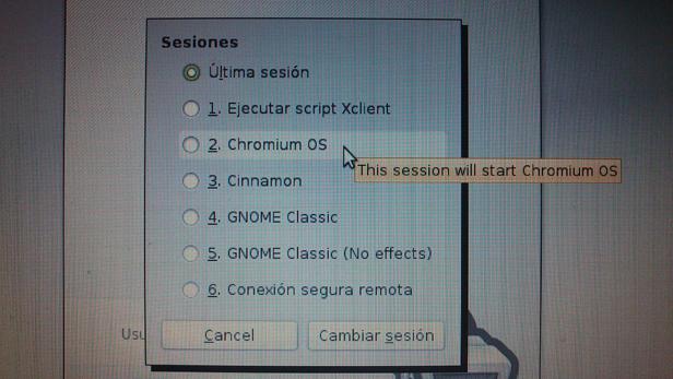 chromium login Ya puedes probar ChromeOS desde Ubuntu