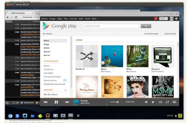 chromiumos Ya puedes probar ChromeOS desde Ubuntu