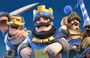 Clash Royale, the newest game from Supercell, now available