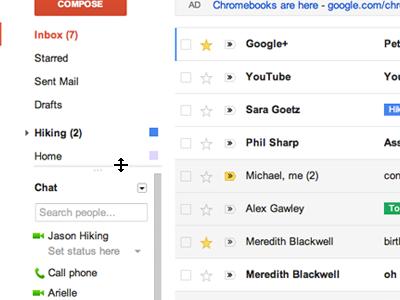 control Llega la nueva versión de Gmail