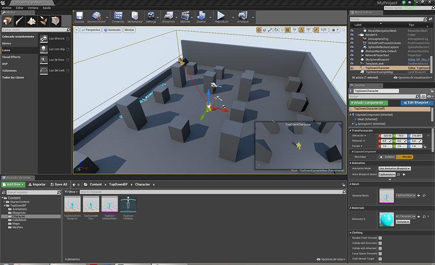 crear-juegos-unreal-engine