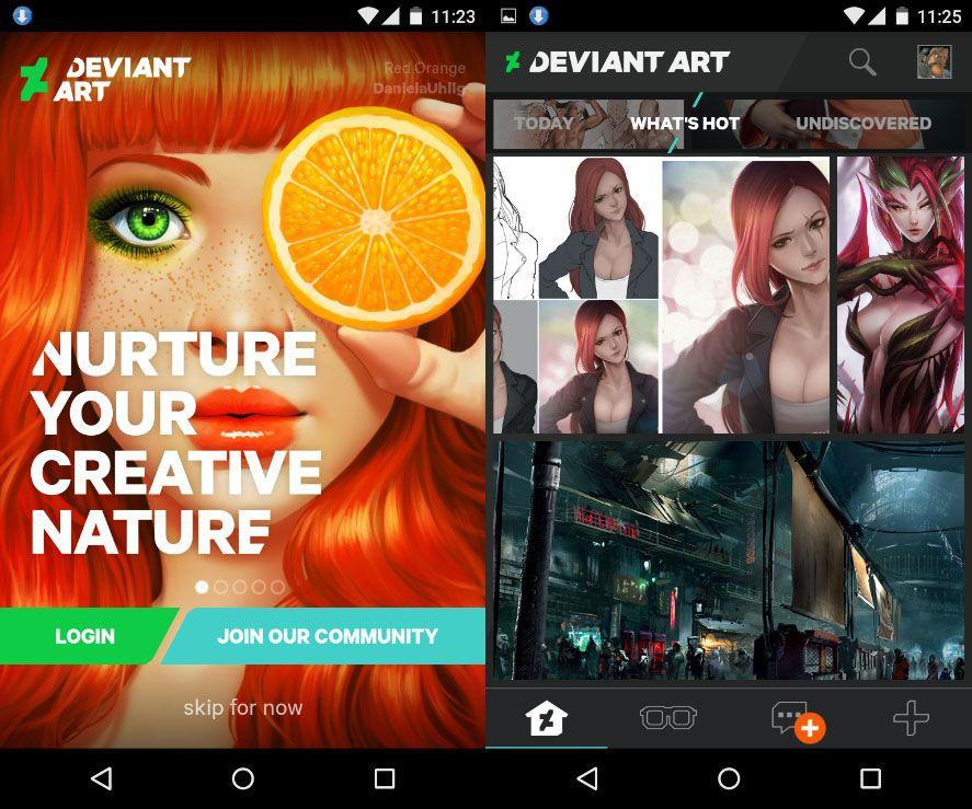 deviantart-android-1