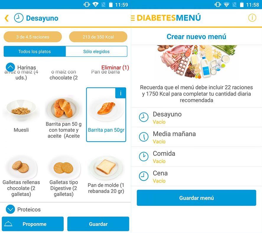 diabetes-menu