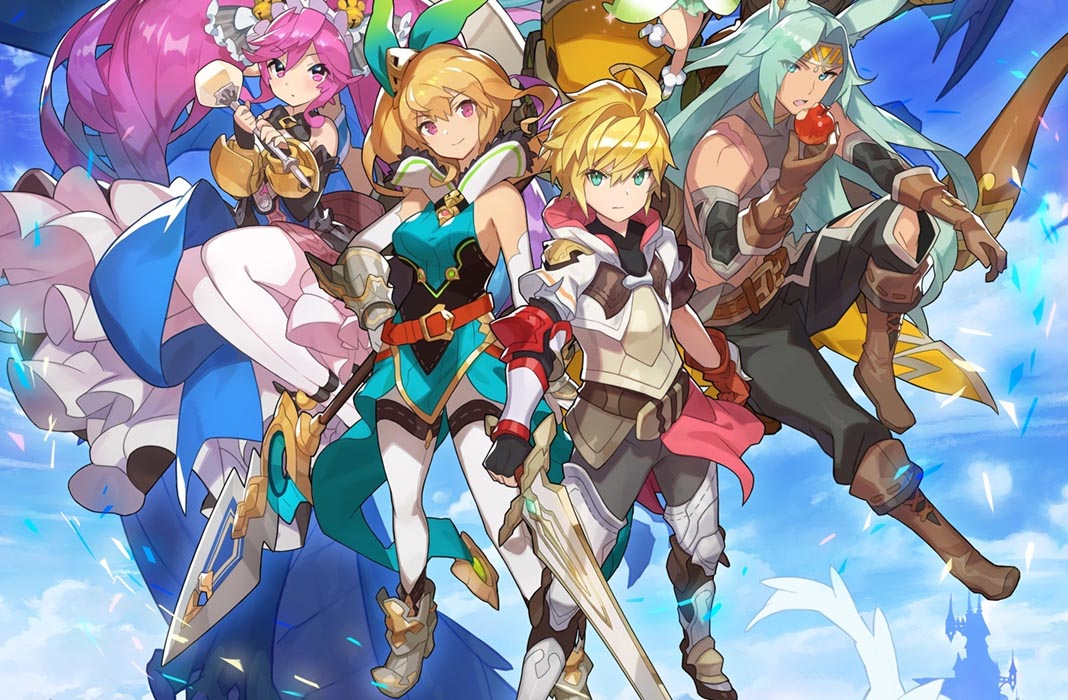Dragalia Lost portada