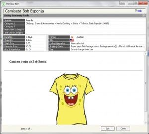 eBay eBay Turbo Lister te ayuda a obtener beneficios extra