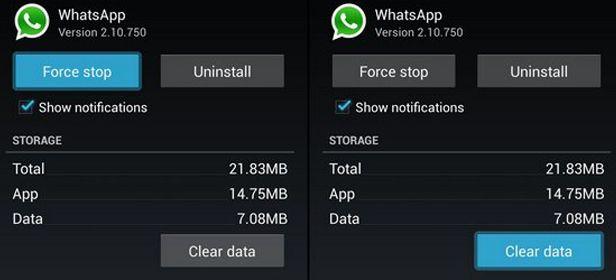 eliminar priyanka whatsapp
