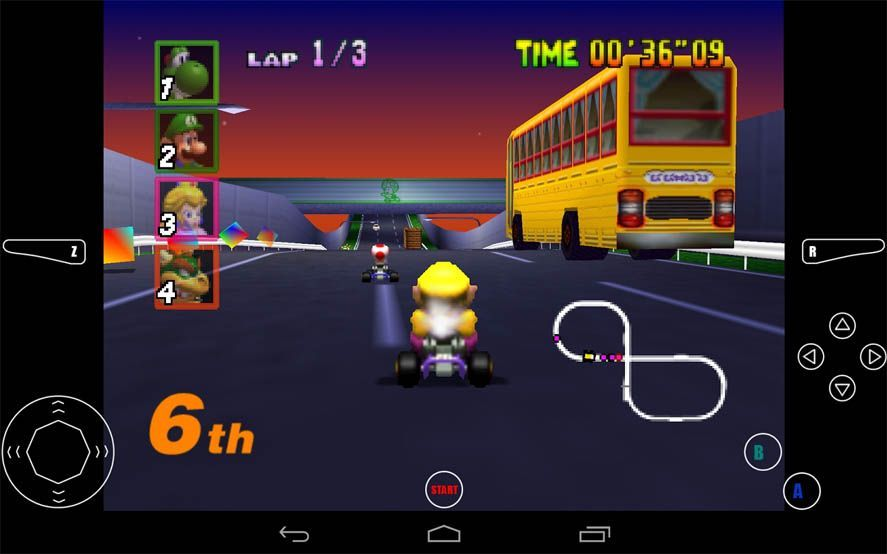 emus-android-supern64