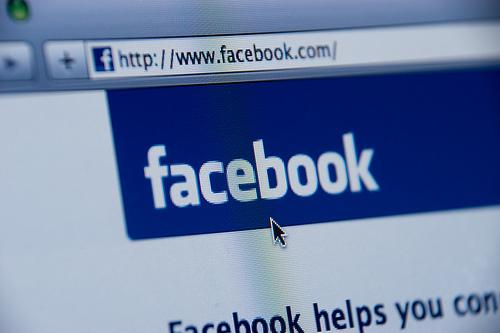 facebook1 Facebook sufre un hackeo con spam a gran escala