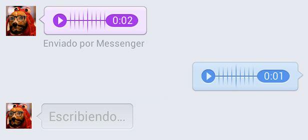 facebook messenger cabecera Facebook Messenger now lets you send voice messages