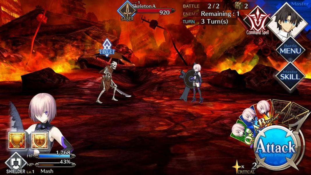 Fate/Grand Orde