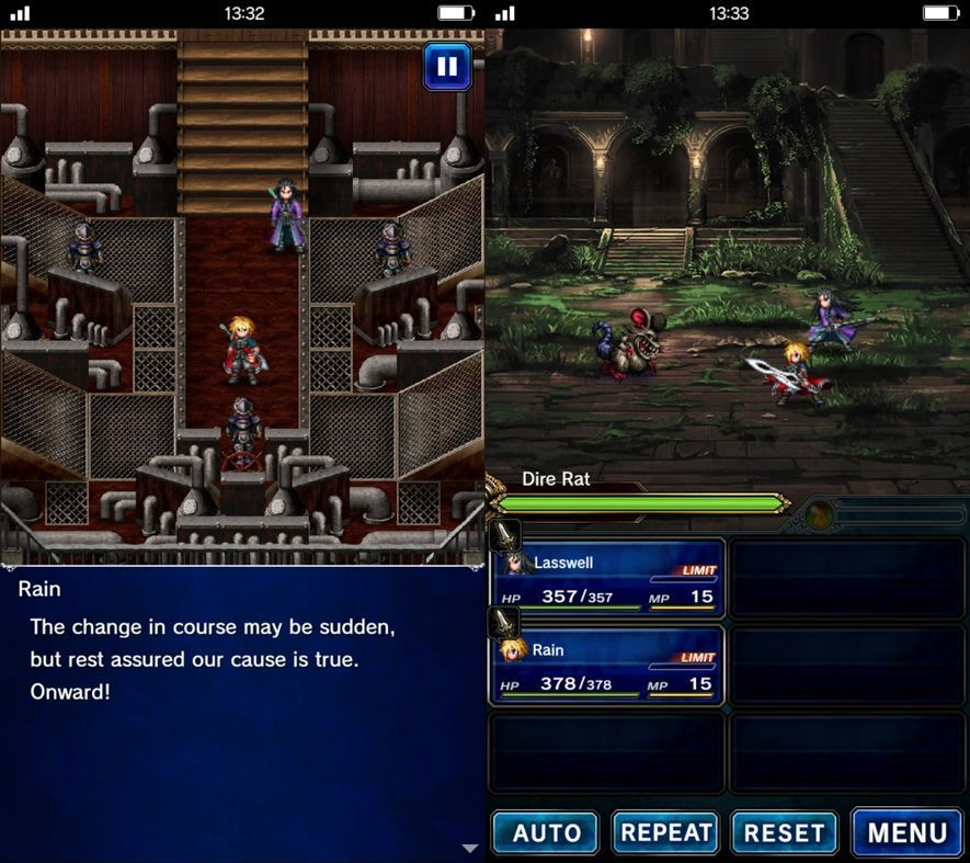 final fantasy Brave The best free Final Fantasy games for Android