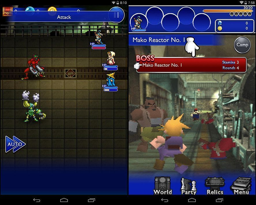 Final Fantasy Record Keeper Android screenshot