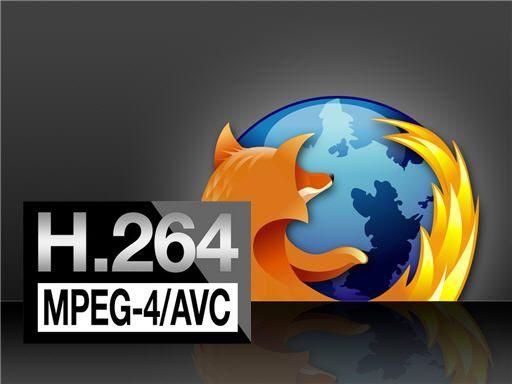 firefox codec Mozilla Firefox soportará el códec H.264