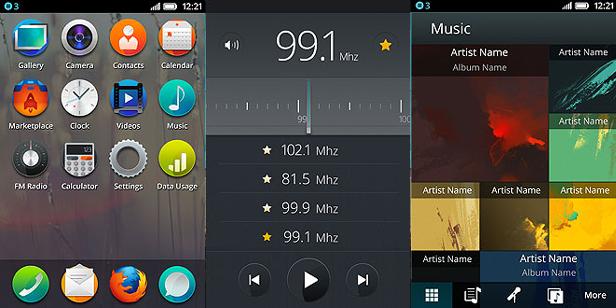 Mozilla saca a la luz el primer smartphone con el sistema operativo Firefox OS