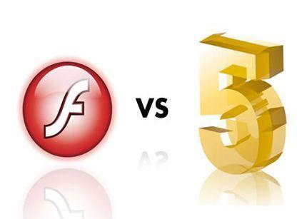 flash html5 Adobe confirma que abandona Flash en los dispositivos móviles