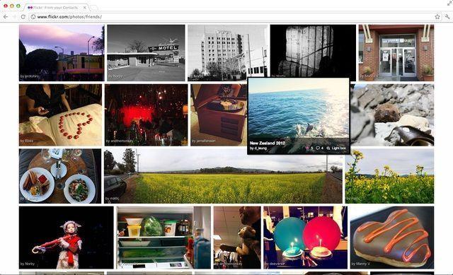 flickr photo view Flickr y 500px estrenan nuevo look
