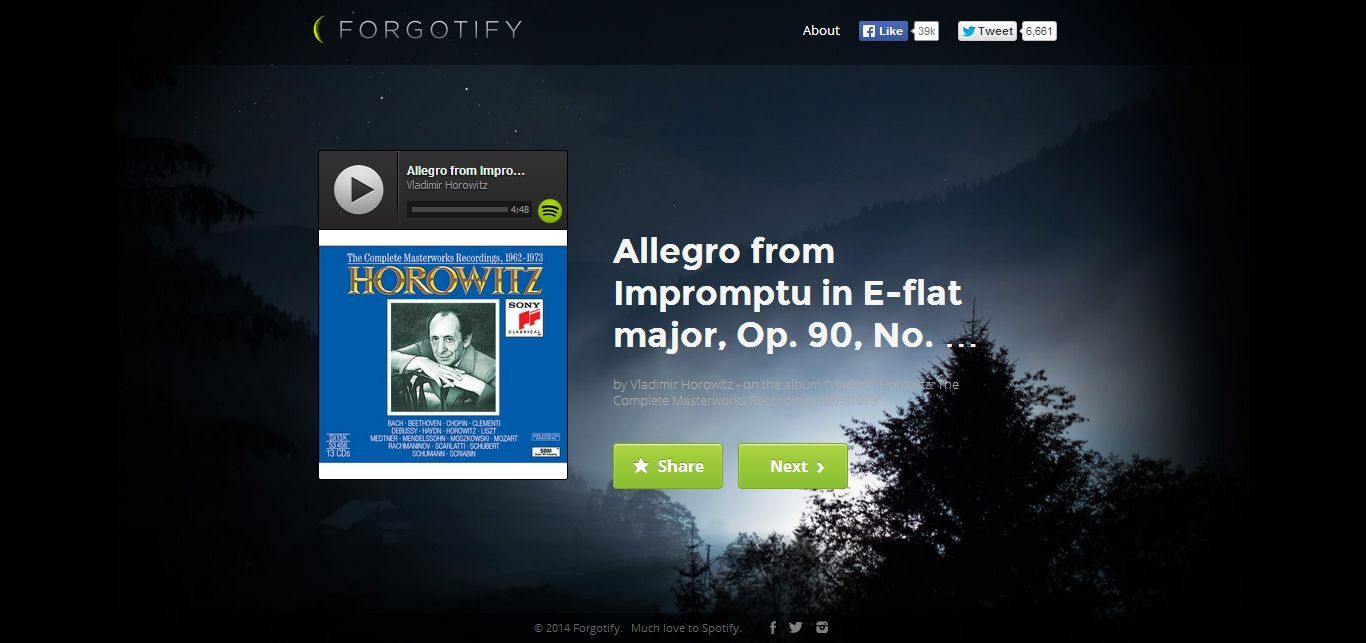 forgotify copy