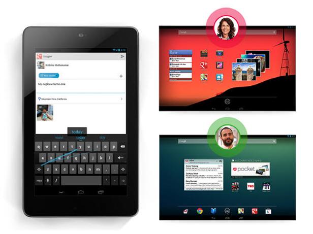 gesture Android 4.2 Jelly Bean y sus nuevas características