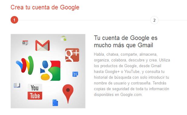 gmailcuentanueva Google+ alcanza los 90 millones de usuarios