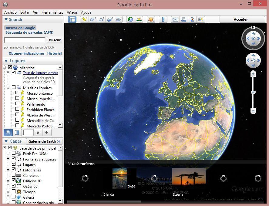google earth pro clave licencia gratis: