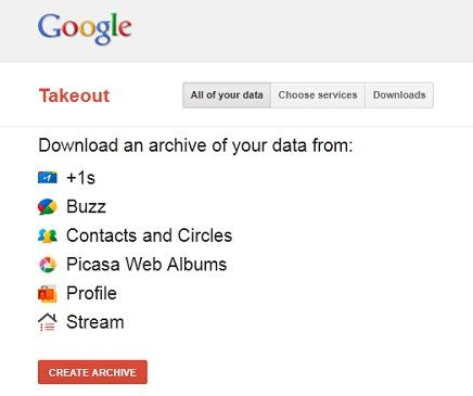 googlecuentas Google+ permite transferir datos entre diferentes cuentas
