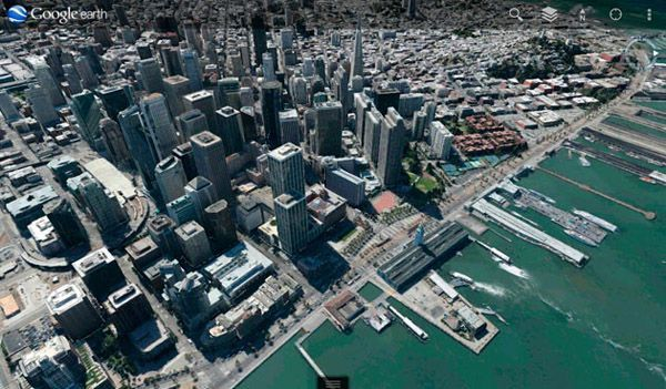 googlemaps1 Google Maps introduce mapas 3D y mapas offline desde móviles