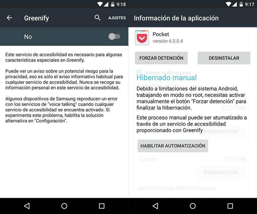 greenify-permisos