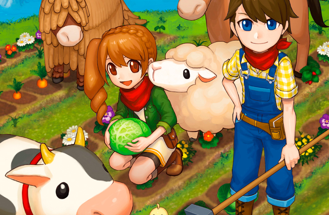 Harvest Moon alternativas