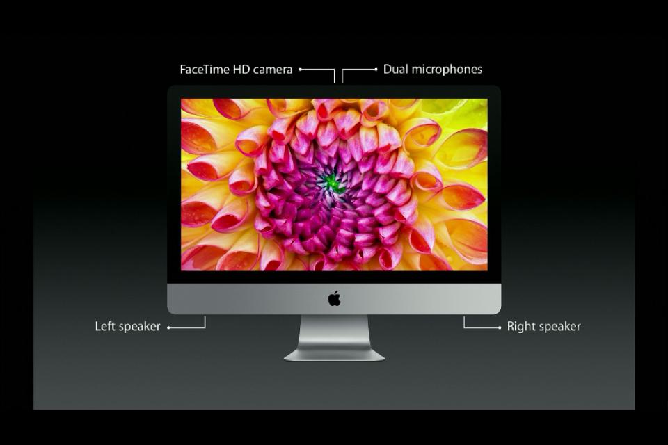 iMac 2 Apple presenta su nueva gama de productos