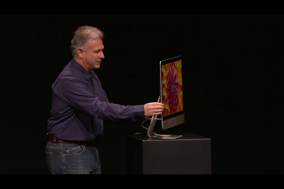 iMac 4 Apple presenta su nueva gama de productos