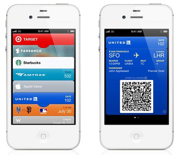 iOS6 passbook Apple presenta iOS6, la nueva versión de su sistema óperativo móvil