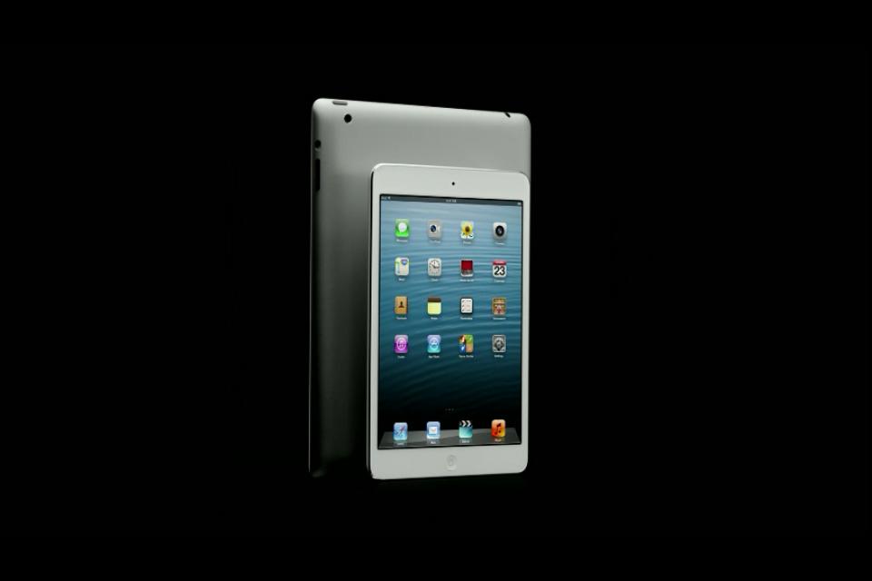 iPad Mini comparativa Apple presenta su nueva gama de productos