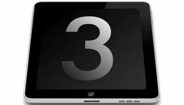iPad3 El iPad 3 podría estar ya en camino