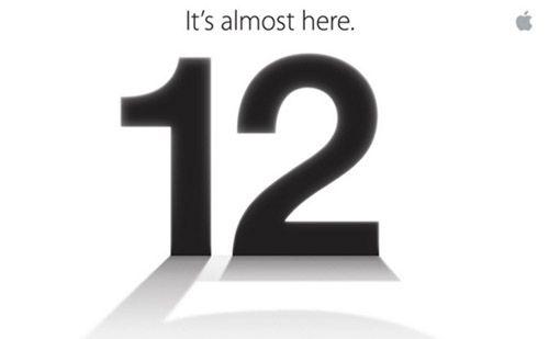 iPhone 51 Sigue en directo la conferencia de Apple donde se presentará el nuevo iPhone 5