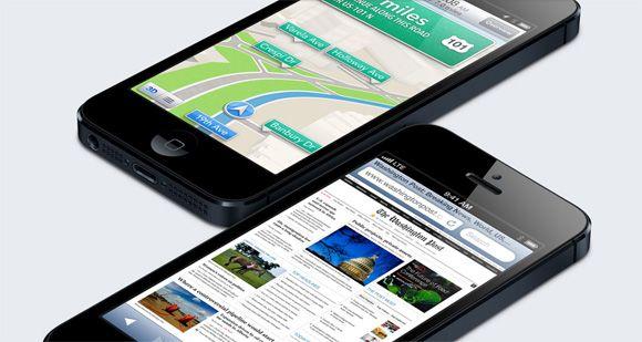 iPhone 52 Conferencia de Apple: iPhone 5, nueva gama iPod e iOS 6