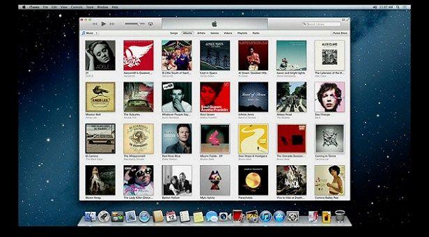 iTunes 11, iTunes iTunes Store