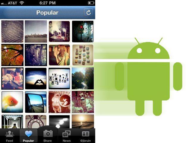 instagram android Instagram para Android entra en fase de beta privada