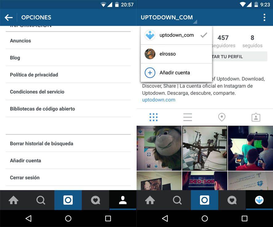 instagram-multicuenta