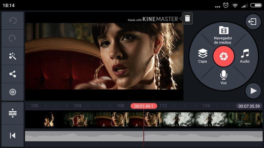 KineMaster Editor Video