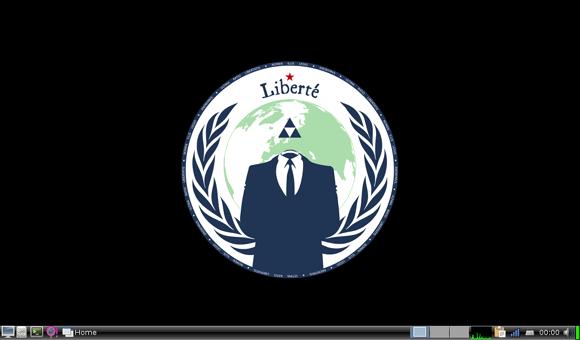 liberte2 Liberté Linux: una distribución segura, liviana y portable