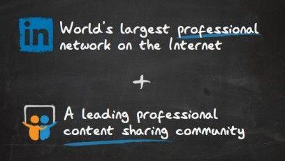 linkedin compra slideshare LinkedIn compra SlideShare por unos 119 millones de dólares
