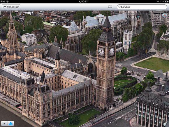mapas iOS 6 Conferencia de Apple: iPhone 5, nueva gama iPod e iOS 6