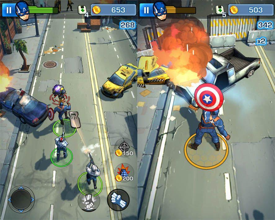 Скачать Игру Марвел На Андроид - фото 6