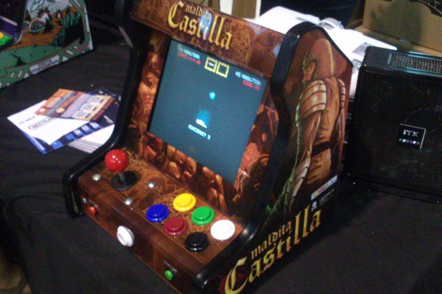 How to turn your Android into an arcade machine