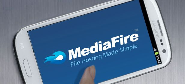 mediandroid cabecera MediaFire mobile cloud storage is now available for Android