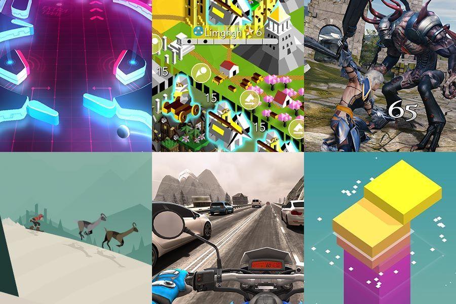 mejores juegos android 2016 Los diez mejores juegos para Android del 2016