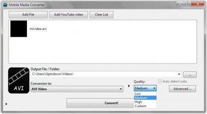 new 2 Notepad++ 2011 12 29 10 57 10 Cómo reducir el tamaño de un vídeo AVI