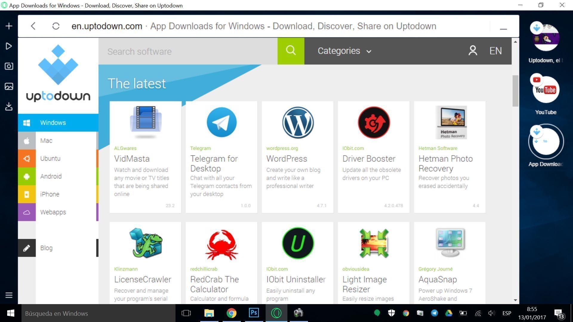 opera neon 2 Opera lanza Neon, su nuevo navegador de escritorio