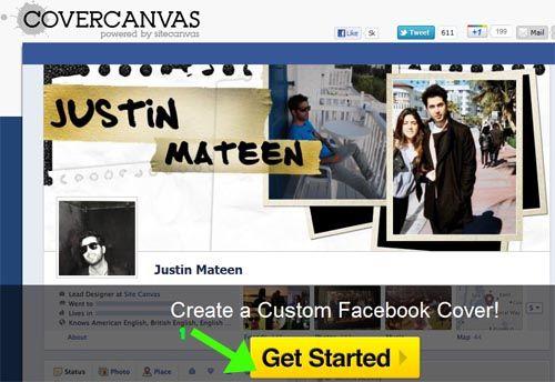 paso1 ¿Cómo crear una imagen original para el nuevo Timeline de Facebook?